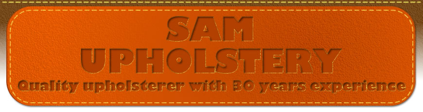 SAM Upholstery for the highest quality upholstery service in and around High Wycombe